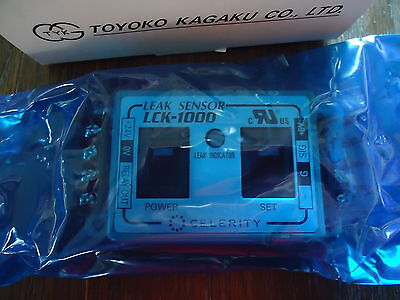 New Tokoko Kagaku Co., Ltd Leak Sensor Lck-1000, Made In Japan