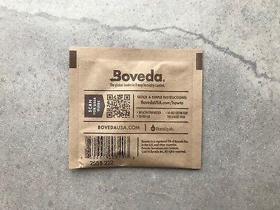 Boveda Humidipak 2-Way 62% Humidity Control Pack (8 gram) x 10 Pack 2