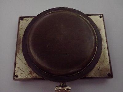 Rare 1920,s 8 days Eterna car clock, running 7