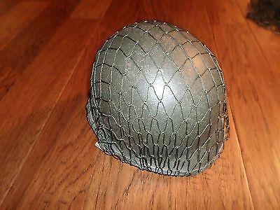 230da18b37f ... U.s Military Wwii Style Repro M1 Helmet Net With Draw String - Helmet  Not Includ 9