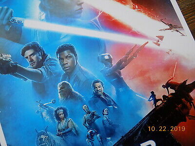 """Star Wars: The Rise of Skywalker (11"""" x 17"""") Movie Collector's Poster Print (T2) 4"""