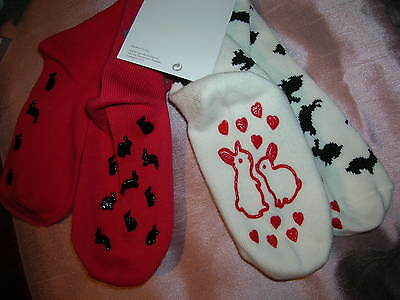 2 Pairs Socks Size EU 22/24 H&M 2