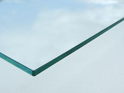 Kühlschrank Einlegeboden 47cm x 21cm KLARGLAS Glasboden Ersatz