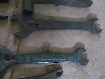 alte schraubenzieher Schraubenschlüssel Zange Schmiedehammer usw.. Nr.B/1/7/1 2
