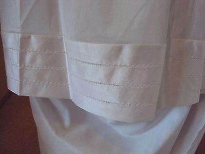 Size 44 Color Black 6319 NWT Velrose Plus Size Snip-It Crochet Edge Full Slip