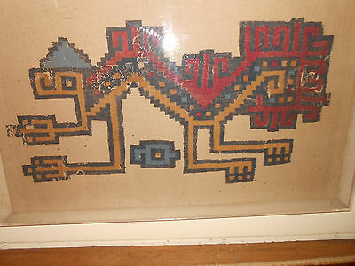 Ancient Pre Columbian Textile From Peru 2