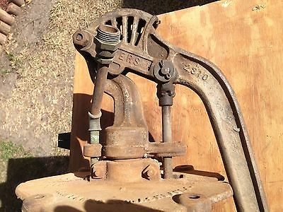 Antique F.E. Myers & Bro Ashland, General Purpose Sprayer Hand Pump With Catalog