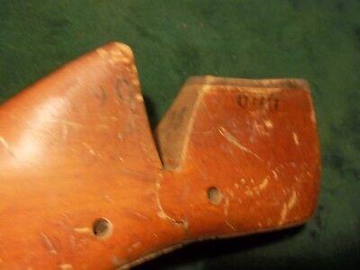 1287aa8fcc3 ... VINTAGE PAIR Wood Size 9 C 600 GEBL Co Industrial Shoe Factory Lasts  C-