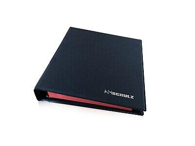 Coin Album Collection Holder Folder SCHULZ Binder 50p £1 £2 Storage Book 200H 8