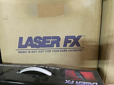 Laser FX Home DJ Music Sound Activated Laser Light Show By With Design In Mind 4