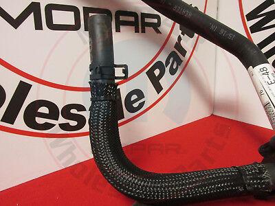 For Dodge Ram 1500 2500 4.7L V8 02-05 HVAC Heater Hose Tee To Reservoir Gates