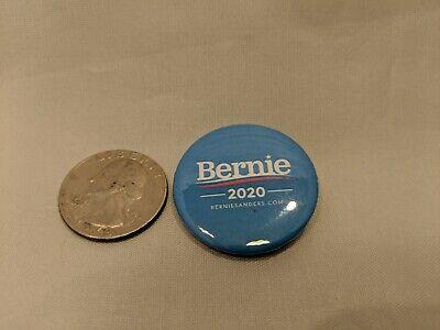 "Four 1.25"" Bernie 2020 Pins, You choose designs 11"