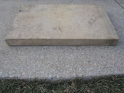 Antique Frank Lloyd Wright Freeman House Los Angeles Ca Architectural Artifact 9