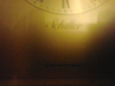 schiller carriage clock 2