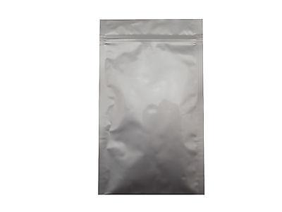 Joint Thermique Aluminium Noir Feuille Support Sacs//Pochettes Fermeture Zip Lock