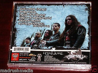 Axecutor: Aggressive Extermination CD 2014 Stormspell Records USA SSR-DL129 NEW 2