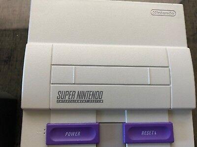 Authentic SNES Super Nintendo Classic Mini Super Entertainment System  21 Games 6