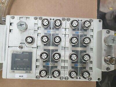 Smc Ex600-Sen1 W/ X2 Ex600-Dxpd W/ X2 Vvq2000-10A-1 W/ X6 Vqc2100N-5 W/ Vqc2200N 2
