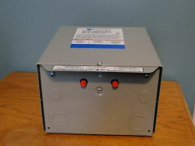 MAG STARTER GOULDS Centripro 2HP DELUXE CONTROL BOX CB20412MC 230 VOLT FRANKLIN