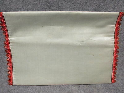 Victory In Memory Of My Service Worlds War WWI 1917-1918 Cloth Document Holder 8