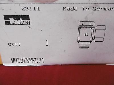 1x Parker Ermeto Winkel-Schwenkverschraubung WH10ZSMKD71 NEU OVP 2