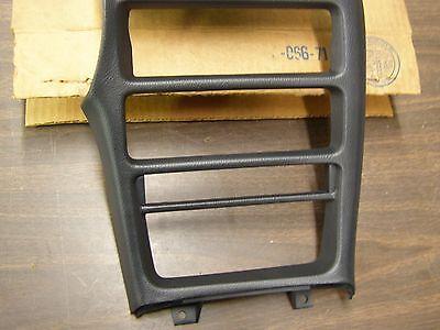 New OEM 1993-1997 Ford Probe Instrument Dash Panel Center Cover Bezel