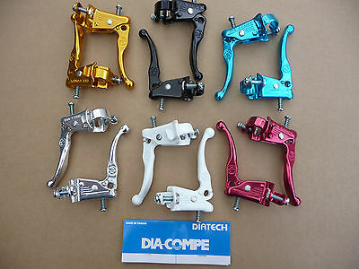 Dia-Compe Tech 3 Brake Lever Old school Skool BMX Burner Skyway dia compe