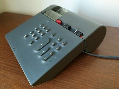 Olivetti Divisumma 28 Mario Bellini Design calculator Taschenrechner 70er Jahre 5