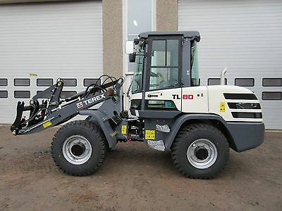 terex tl80 compact wheeled loader operators manual 5 00 picclick uk rh picclick co uk