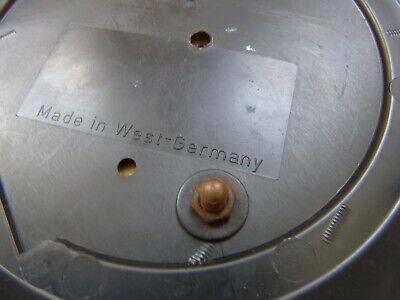 Vintage ACCTIM 400 Day Torsion Anniversary Dome Clock Haller Quartz  West German 12