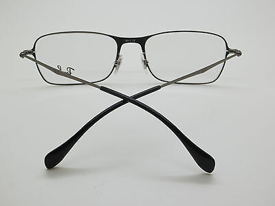 0f35ee2259 2 of 3 NEW Authentic Ray Ban RB 6253 2759 Matte Gunmetal 54mm RX Eyeglasses  w  Case