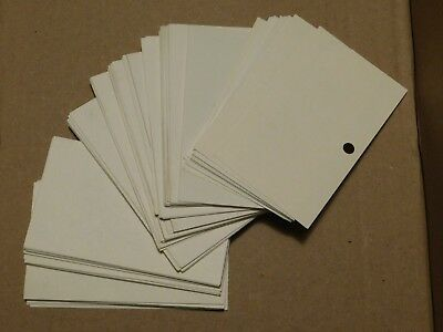 """Vintage School Library Catalog Cards Unique Craft Altered Art 3"""" x 5"""" lot of 50 4"""