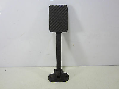 Antique Cast Iron Industrial Foot Pedal- Brake? Pedal 7