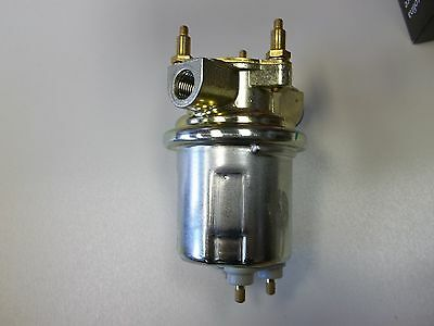 Universal InLine Electric Fuel Pump Marine Rotary Engines 12v Carter p4389 boat