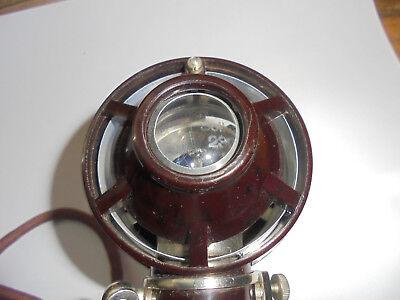 28335 Sollux-Kleinststrahler Original Hanau Bakelit OK kpl Infrarot Medizin