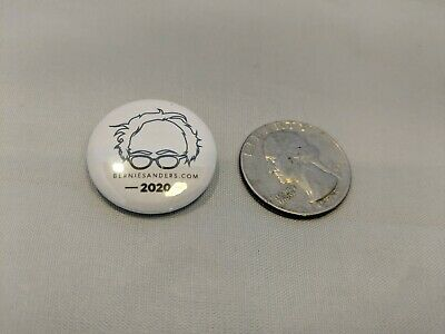 "Bernie Sanders 2020 Buttons/Pin Set Of 10, 1"" diameter pins. Free Shipping 11"