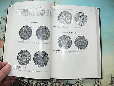 Davenport, John S: German church and city Talers 1600-1700 Second Edition 1964. 8