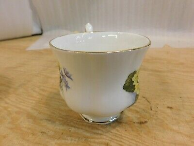 """Paragon, """"flower festival c"""" tea cup with saucer, made in england 2"""