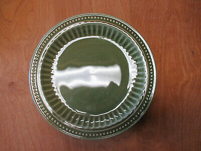 "Gibson Everyday REGENT PARK GREEN Soup Cereal Bowl 8 5/8"" 1 ea     8 available 3"