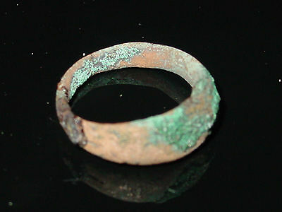 Perfect  Alanians,Khazarians Finger Ring #2. Saltovo-Mayaki culture  c 7-9 AD. 3