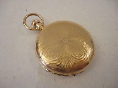 Taschenuhr Patek Philippe 18ct Gelbgold um 1870 Savonette 3