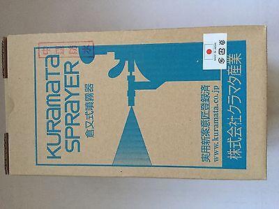 Kuramata Sprayer Aerosol Finest tabletop hand medium size 700cc
