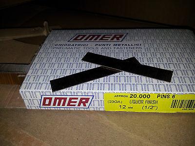 23 Gauge Headless Mini Pins / Mini Brads / Micro Pins / Mini Tips. 12mm - 30mm 2