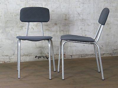 1 / 50 Mid Century Magnificent Kitchen Bar Chair Stuhl Fauteuil Vintage 70s 70er 4