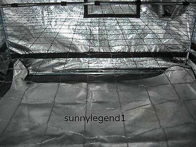 "Scrog Net 0.75m x 0.75m  2"" mesh  50mm  Hydroponics Plant Support Grow Tent 2"