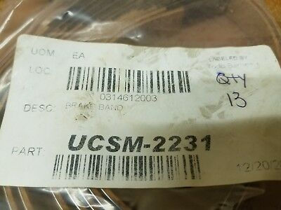 Dynapert Universal Instruments UCSM-2231 Brake Band Sequencer *NEW*