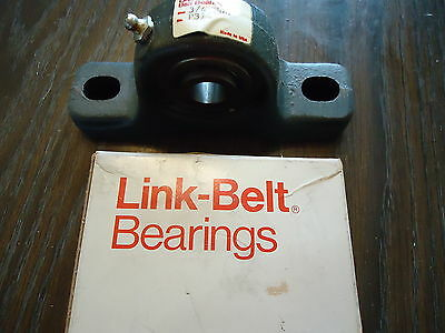 "New Link Belt Bearings 3/4"" Nod Part# P312 Made In Usa 2"
