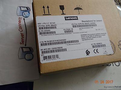 "IBM 00NA261 00NA262 1.2TB 10K 12Gbps SAS 2.5/"" G3HS M5 X6 HDD Hard Drive"