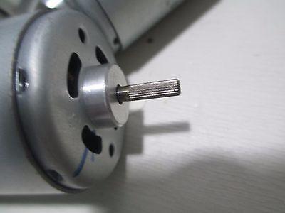 36V DC 1050 3 JOHNSON  550 DC ELECTRIC MOTOR DC 618 LG  24V 1690 RPM 013 5175