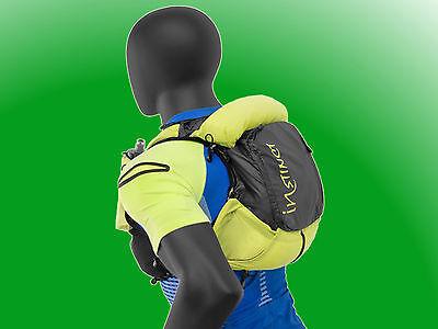 Instinct - Eklipse Trail Vest mit 2 Softflasks a 600ml -Trailrucksack